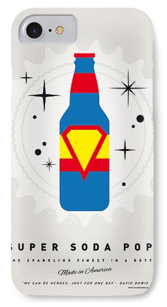 My Super Soda Pops No-05 IPhone Case by Chungkong Art
