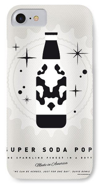 My Super Soda Pops No-12 IPhone Case by Chungkong Art