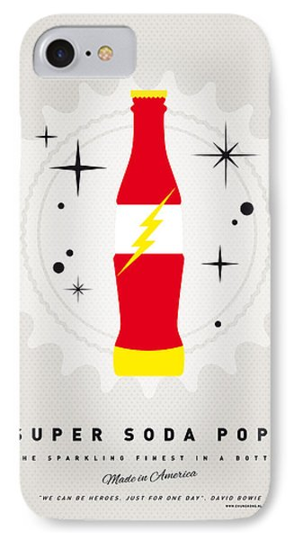 My Super Soda Pops No-18 IPhone Case by Chungkong Art