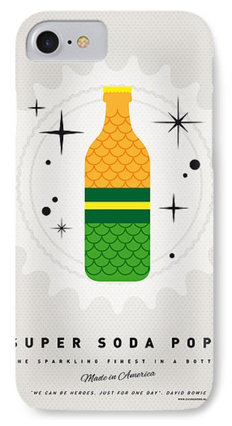 My Super Soda Pops No-19 IPhone Case by Chungkong Art
