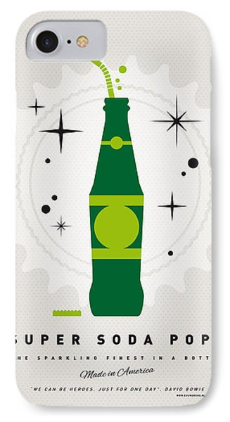 My Super Soda Pops No-20 IPhone Case by Chungkong Art