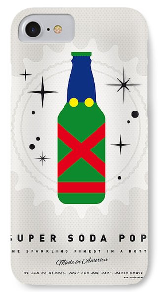 My Super Soda Pops No-21 IPhone Case by Chungkong Art