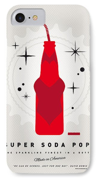 My Super Soda Pops No-23 IPhone Case by Chungkong Art