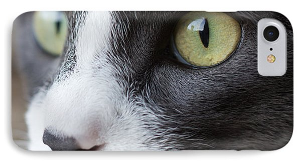 IPhone Case featuring the photograph My Sweet Boy by Heidi Smith