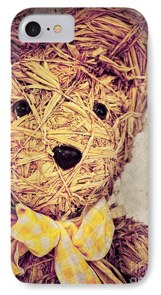 My Teddy Bear Phone Case by Angela Doelling AD DESIGN Photo and PhotoArt