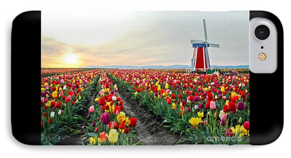 My Touch Of Holland 2 IPhone Case by Nick  Boren