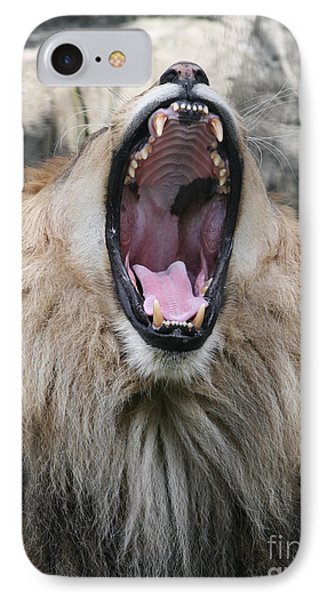 My What Big Teeth You Have IPhone Case