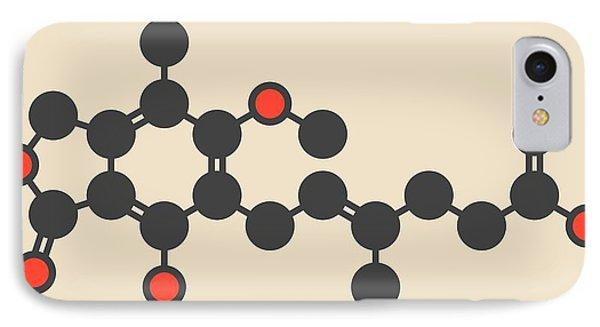 Mycophenolate Or Mycophenolic Acid Drug IPhone Case by Molekuul