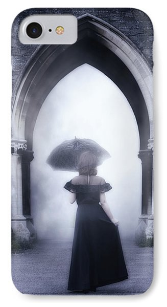 Mysterious Archway IPhone Case by Joana Kruse