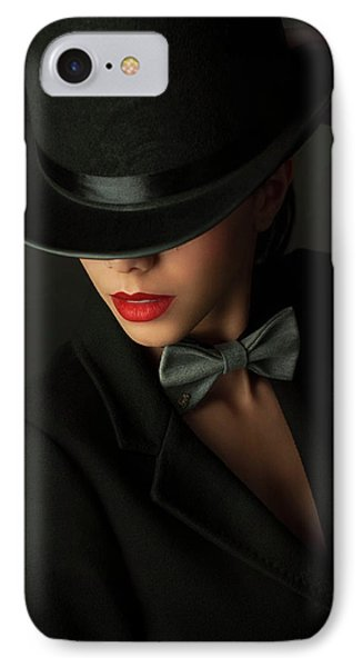 Mystery Under The Topper IPhone Case
