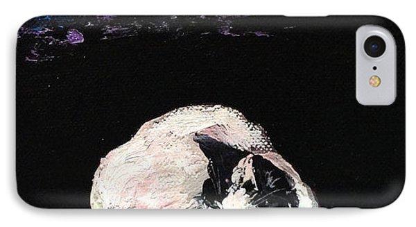 Mystic Cat Nap  IPhone Case by Reina Resto