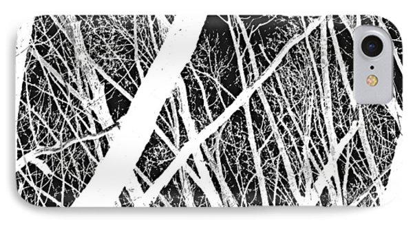 Mystic Forest Phone Case by Steven Milner