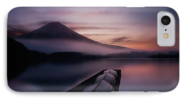 Mystic Fuji IPhone Case