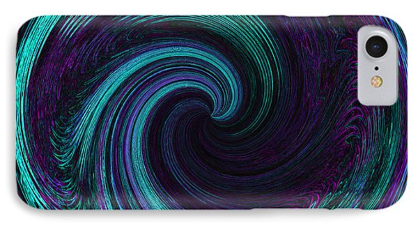 Mystic Marble Phone Case by Patricia Kay