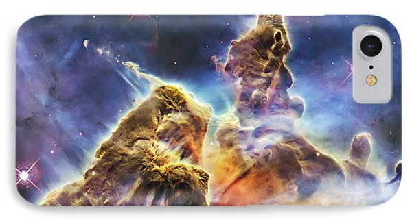 Mystic Mountain IPhone Case by Adam Romanowicz