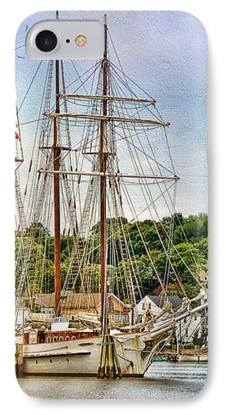Mystic Seaport  IPhone Case