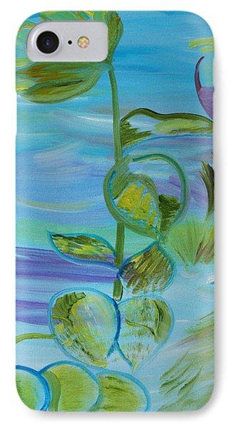 Mystical Moods IPhone Case by Meryl Goudey
