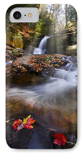Mystical Pool Phone Case by Debra and Dave Vanderlaan