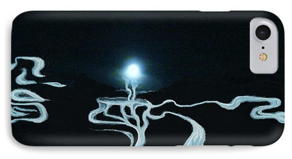 Mystic Rivers Phone Case by Jacquelyn Roberts
