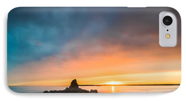 Mystical Sunset IPhone Case by Larry Marshall