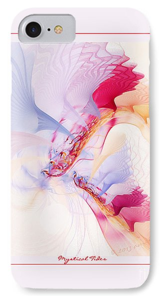 Mystical Tides Phone Case by Gayle Odsather