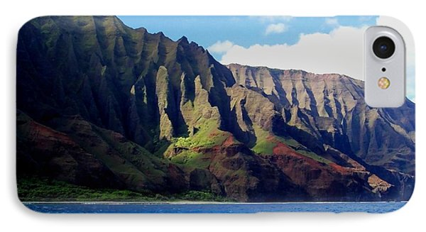 Na Pali Coast On Kauai IPhone Case