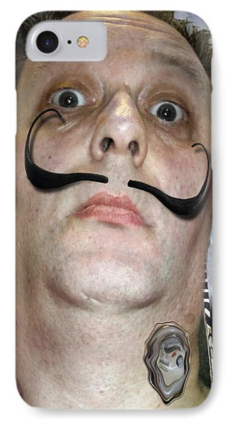 Nafets Dali IPhone Case