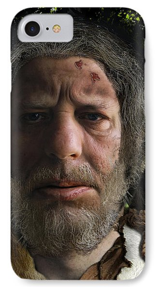 Nafets Neandertal Phone Case by Nafets Nuarb