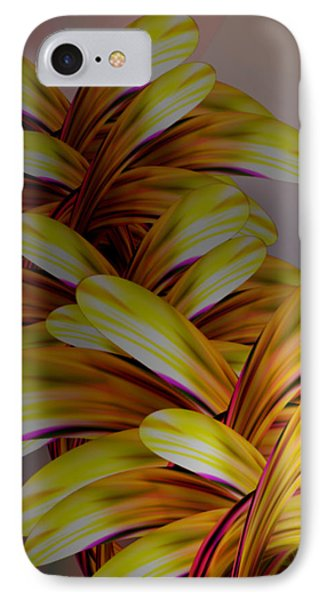 Naked Petals IPhone Case by Steve Sperry