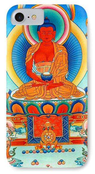 Namo Amitabha Buddha 35 IPhone Case