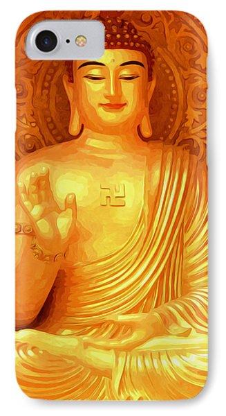 Namo Amitabha Buddha 36 Phone Case by Lanjee Chee