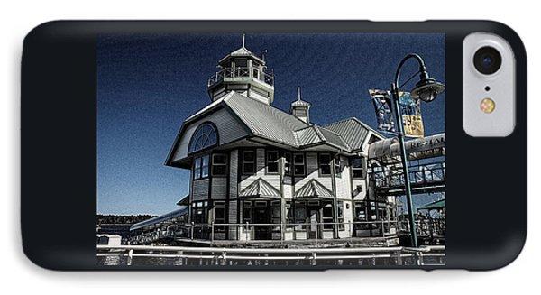 Nanaimo Bistro IPhone Case by Richard Farrington