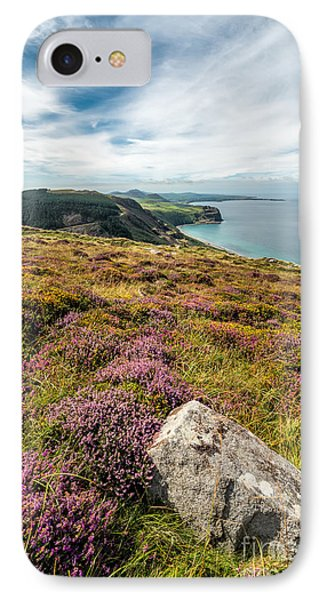 Nant Gwrtheyrn IPhone Case by Adrian Evans