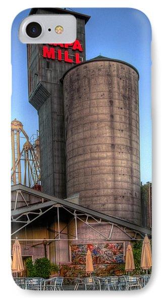 Napa Mill II Phone Case by Bill Gallagher