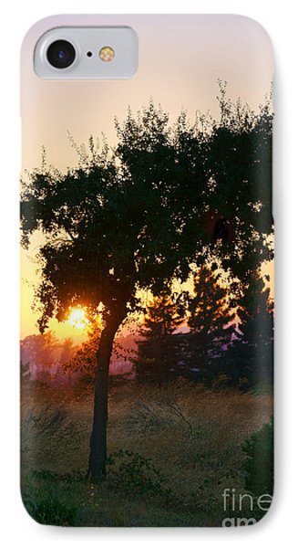 IPhone Case featuring the photograph Napa Moment by Ellen Cotton