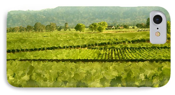 Napa IPhone Case by Paul Tagliamonte