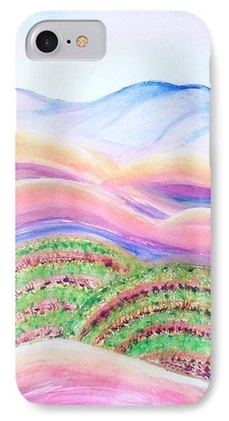 Napa Valley IPhone Case by Carol Duarte