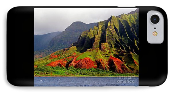 Napali Coast II IPhone Case