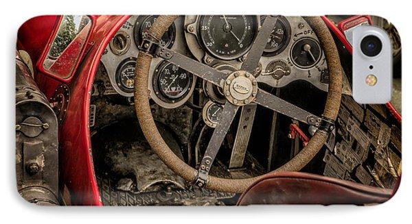 Napier Bentley Cockpit  IPhone Case