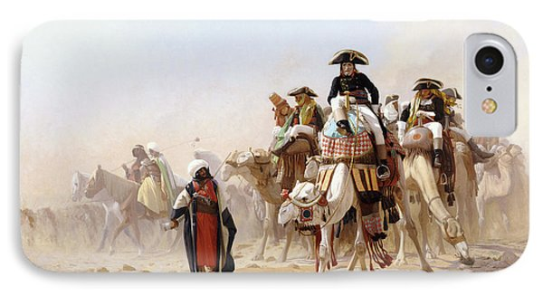 Napoleon And His General Staff IPhone Case