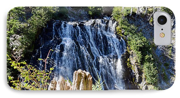 IPhone Case featuring the photograph Narada Falls by Anthony Baatz