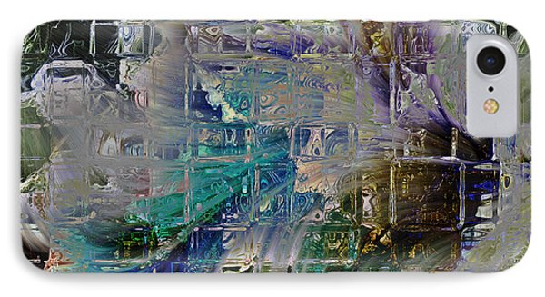 Narrative Splash IPhone Case by Richard Thomas