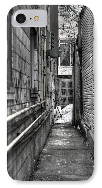 Narrow Alley Phone Case by Nicky Jameson