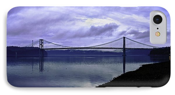 IPhone Case featuring the photograph Narrows Bridge by Anthony Baatz