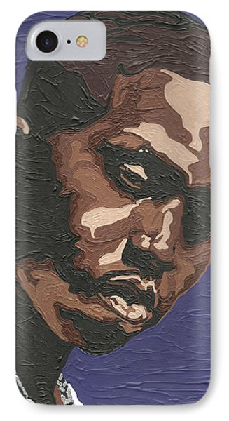 IPhone Case featuring the painting Nas by Rachel Natalie Rawlins