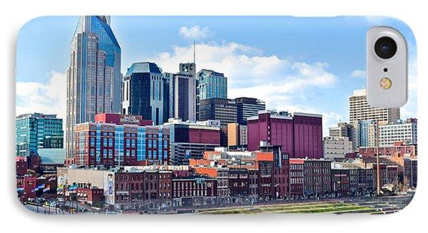 Nashville Blues IPhone Case
