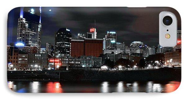 Nashville Dark Knight IPhone Case