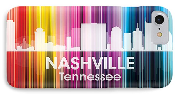 Nashville Tn 2 Phone Case by Angelina Vick
