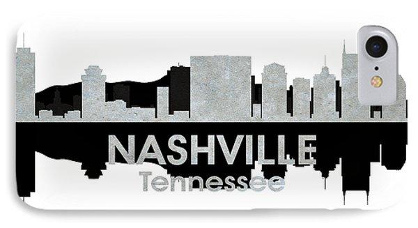 Nashville Tn 4 Phone Case by Angelina Vick