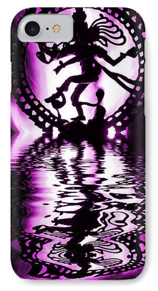 Nataraja The Lord Of Dance Phone Case by Tim Gainey